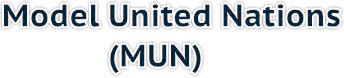 Model United Nations (MUN)